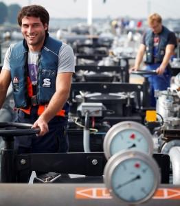 Školení lodníků – odborník na plavidle ADN